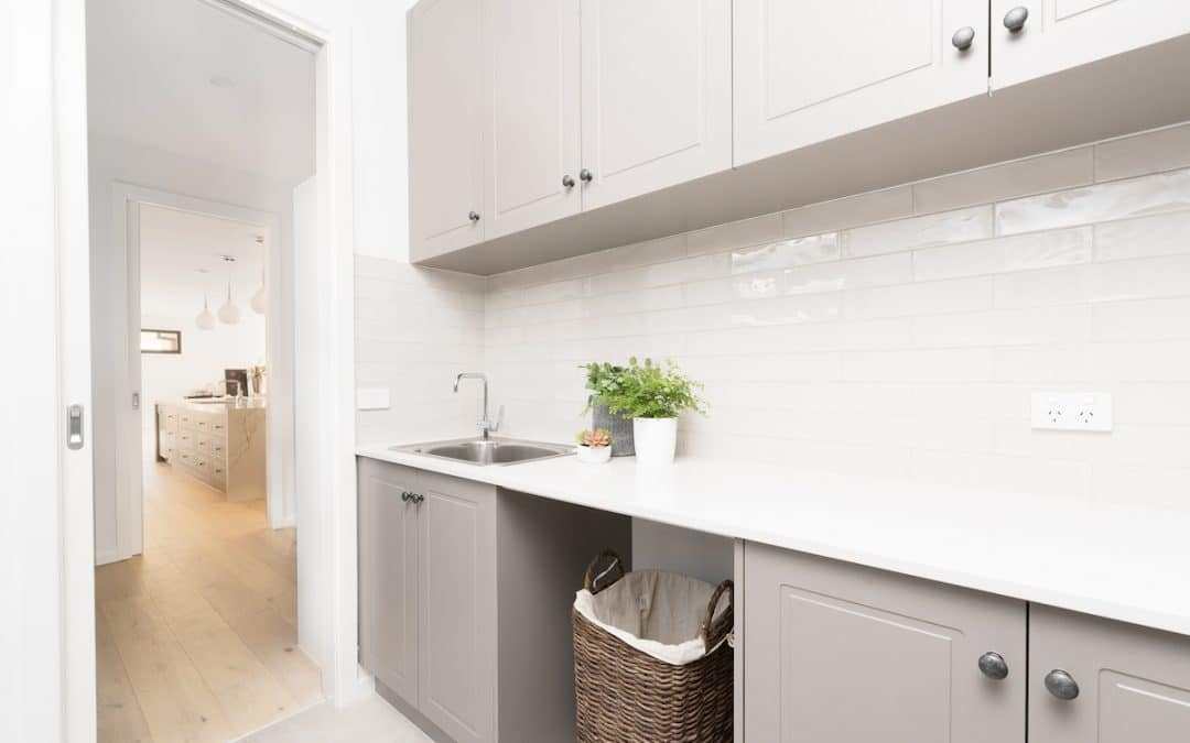 3 Ways to Transform a Small Space into a Laundry
