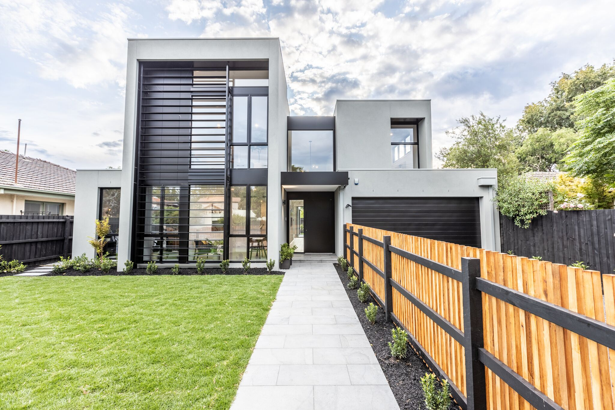 designer homes Melbourne