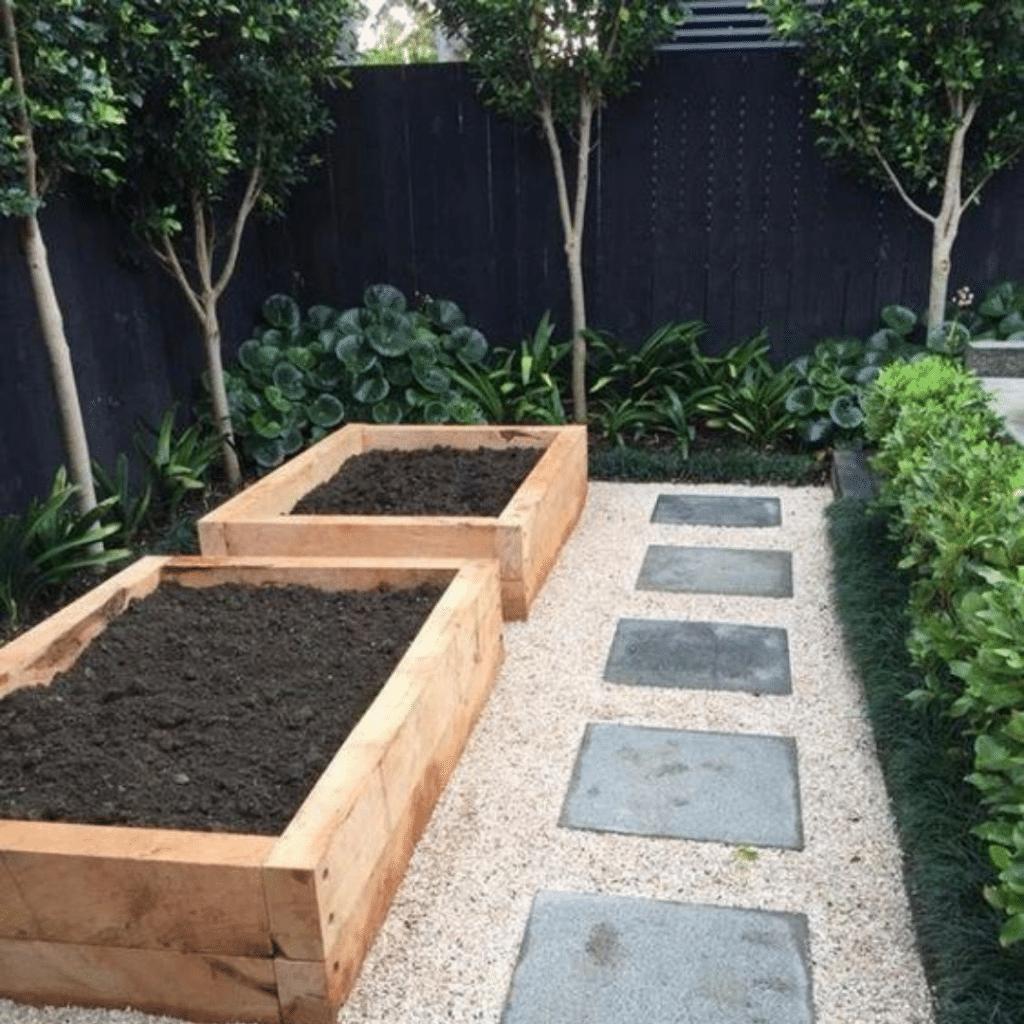 Veggie patch or Herb Garden
