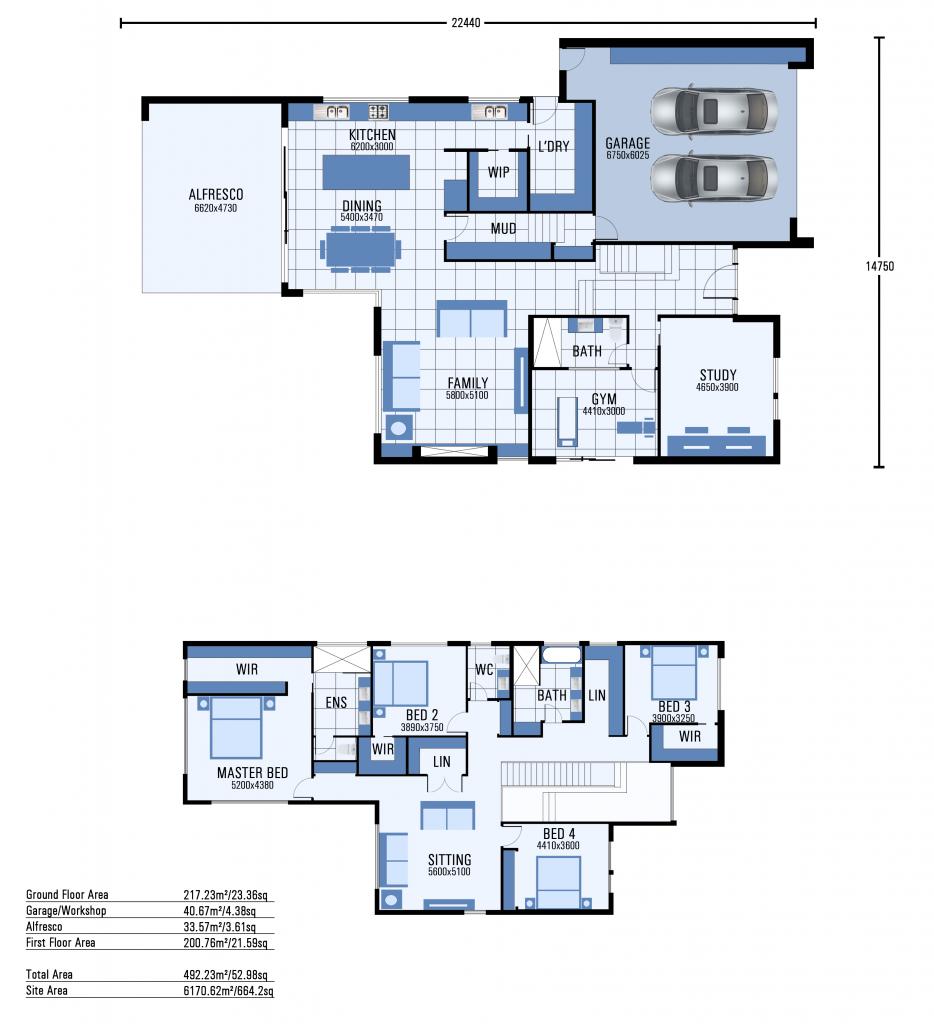 Somerville Floorplan