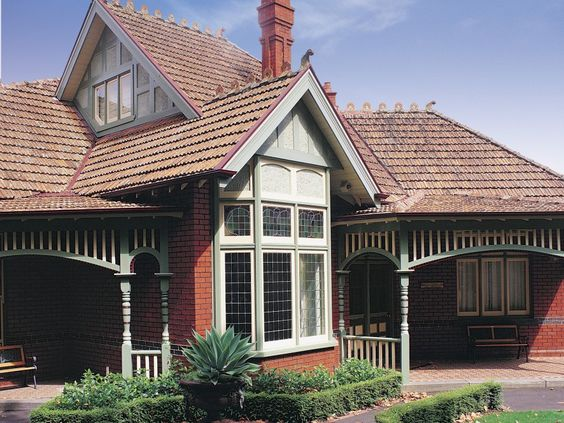 Architectural style of homes